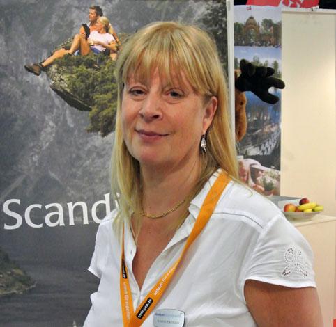 Anette Karlsson, vd för Haman Scandinavia: Den norska bussbranschens krav på begränsningar av cabotage är ett uttryck för protektionism. Foto: Ulo Maasing.