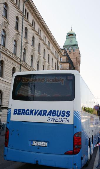 Bergkvarabuss fortsätter att vara ett lönsamt företag. Foto: Ulo Maasing.
