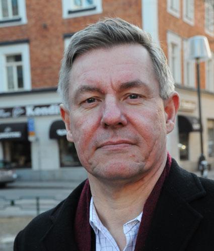 Lars Annerberg, Bussbranschens Riksförbund: Det hade varit bättre för skattebetalarna om Blekingetrafiken skulle följt branschens avtalsmodell. Foto: Ulo Maasing.