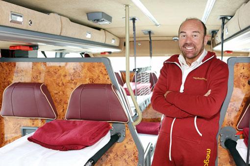 Megabus-Souter
