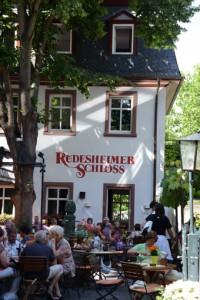 Turismen till Tyskland fortsätter att öka. Bilden visar hotell Rüdesheimer Schloss i Rüdesheim. Foto: Ulo Maasing.