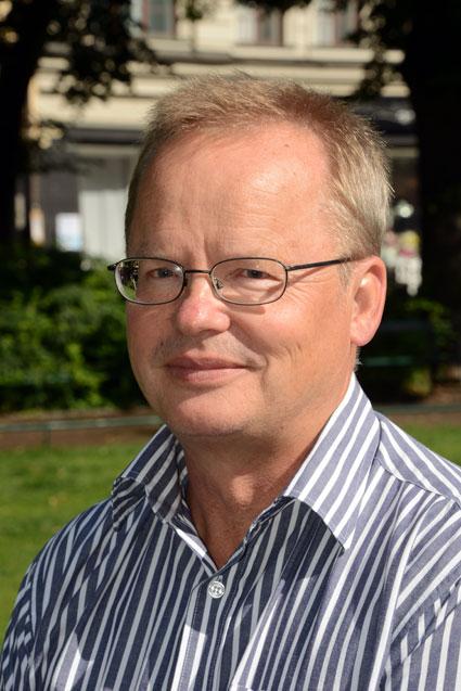 BR-chefen Göran Forssén: Mer förnuft, mindre byråkrati och fyrkantighet önskas. Foto: Ulo Maasing.