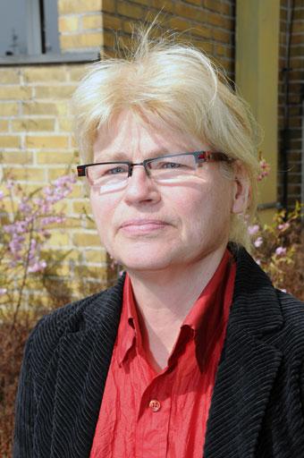 Resenärsforums orförande, Karin Svensson Smith. Foto: Ulo Maasing.
