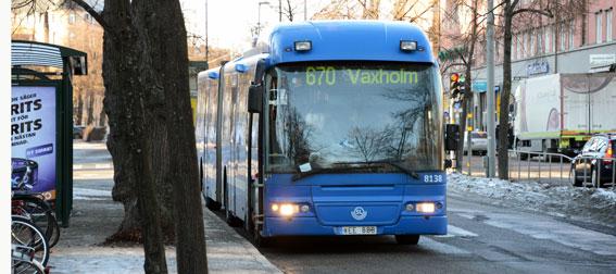 Arrivas havererade trafikstart i vintras i norra Storstockholm har tvingat de statliga, tyska ägarna att ställa upp med garantier för att säkra att Arriva Sverige överlever 2013. Foto: Ulo Maasing.