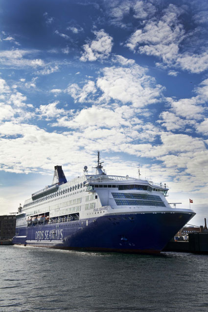 DFDS´ Pearl of Scandinavia. Foto: DFDS.