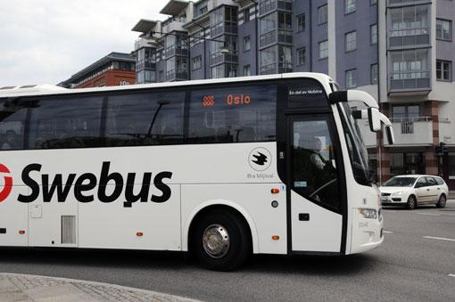 Swebus öppnar nu för möjligheten att ta med cykeln på bussen. Foto: Ulo Maasing.