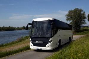 Scania Touring. Foto: Scania.