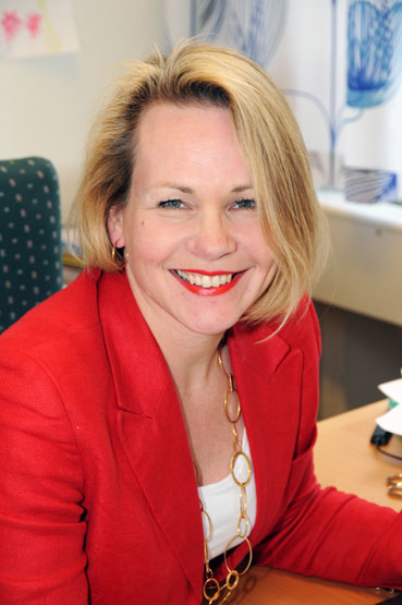 Anna Grönlund gör comeback i styrelsen för Transportstyrelsen. Foto: Ulo Maasing.