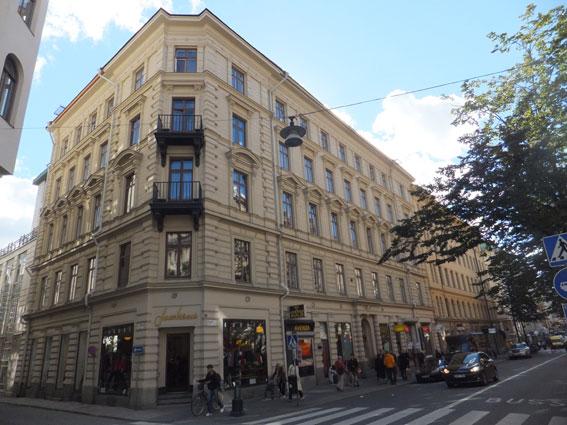 Det första hotellet i Scandics nya hotellkedja, HTL Kungsgatan i Stockholm. Bild: Scandic.