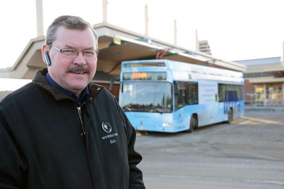 Boh Westerlunds företag Hybricon gick i konkurs i våras. Nu gör Westerlund tillsammans med nya ägare comeback. Foto: Ulo Maasing.