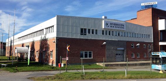 Hybricon Bus Systems har rekryterad vd och anställer nu medarbetare. Foto: Hybricon Bus Systems.