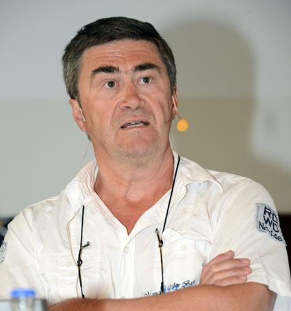 Professor Jan-Eric Nilsson, VTI. Foto: Ulo Maasing.