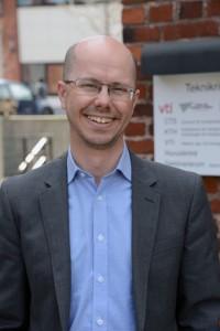 KTH-professorn Jonas Eliasson, specialist på transportekonomi, debuterar i Transportstyrelsens styrelse. Foto: Ulo Maasing.