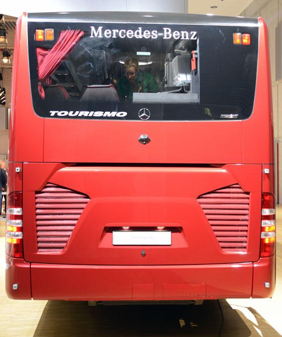 Mercedes-Benz Tourismo K. Foto: Ulo Maasing.