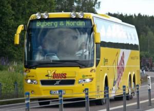 Byberg & Nordin är ett av företagen i Mittbuss som har lagt en stororder på alkolås hos Malux.
