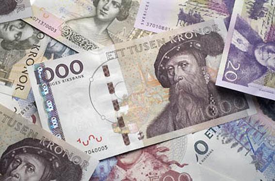 Trafikavtal för miljarder riskerar att sägas upp. Bild: Riksbanken.