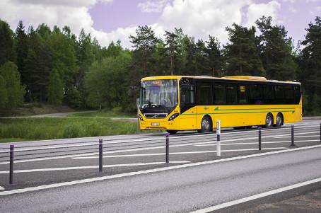 Det blev storslam i Värmland för Nobina. Bild: Nobina.