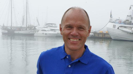 Jan Lundin, vd för RTS: Investeringarn i turistnäringen minskar i Norden, samtidigt som vår omvärld satsar mer. Foto: RTS.