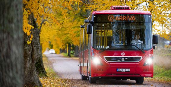 Arriva har ännu inte betalat sina jätteviten för trafikfiaskot i norra Storstockholm. Foto: Bartlomiej Banasza