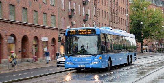 Fortfarande är det stora skillnader mellan män och kvinnor när det gäller val av färdmedel till jobbet. Störst är skillnaderna i Göteborgsområdet. Foto: Ulo Maasing.