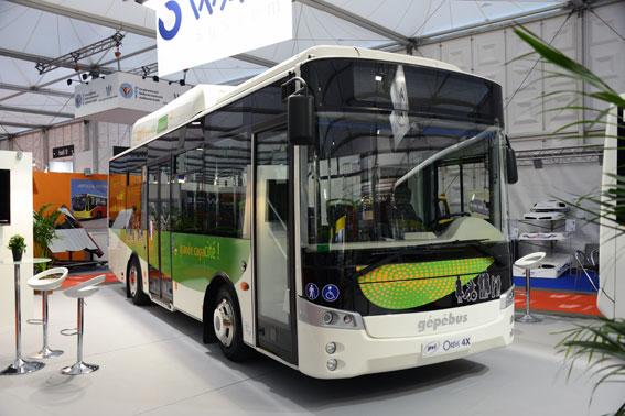 Franska PVI är något av veterander när det gäller att producera mindre elbussar. Foto: Ulo Maasing.