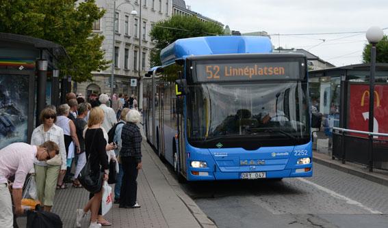 Det blir inget beslut om nytt taxesystem i Västra Götaland innan nästa års val. Foto: Ulo Maasing.