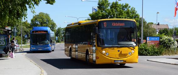 Ett år efter det att de regionala trafikförsörjningsprogrammen skulle varit klara har Gotland ännu inget. Foto: Ulo Maasing.