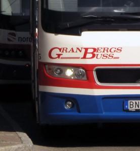 Granbergs Buss köper Arvidsjaur Trafik. Foto: Ulo Maasing.