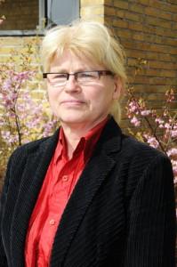 Karin Svensson Smith(MP). Foto: Ulo Maasing.