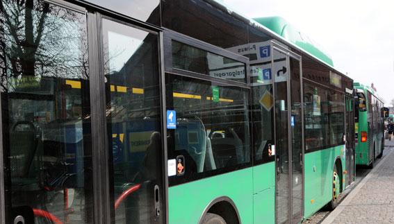 Skånetrafiken är en av parterna i VTI:s forskningsprojekt om samordning. Foto: Ulo Maasing.