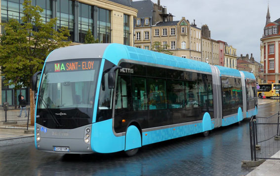 Något för Stockholm? BRT-systemet Mettis i franska Metz är Europas nyaste BRT-lösning och invigdes i september. Foto: Agora midr/wikimedia commons.