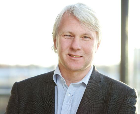 Mikael Persson är på BR ansvarig för frågor som gäller kommersiell busstrafik. Foto: Jashar  Ghavampour.