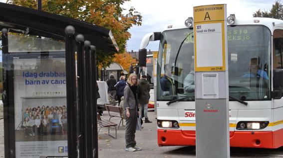 Ingen av de regionala kollektivtrafikmyndigheterna följer EU:s kollektivtrafikförordning, konstaterar Transportstyrelsen. Foto: Ulo Maasing.