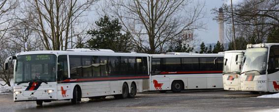 Hedemora vill att fler ska välja Dalatrafiks bussar och tåg. Foto: Ulo Maasing.