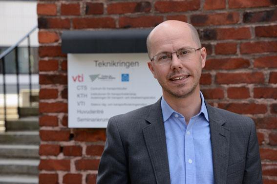Professor Jonas Eliasson, KTH: Beslutet är fattat innan de trafikmässiga analyserna är gjorda. Foto: Ulo Maasing.