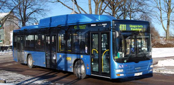Fler reser med stadsbussarna i Kalmar. Foto: Marcusroos/Wikimedia Commons.