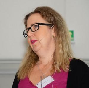 Maria Melkersson, Trafikanalys: Kunskapen om vad som är bra eller dåligt med stora eller små paket i upphandlingar är obefintlig. Foto: Ulo Maasing.