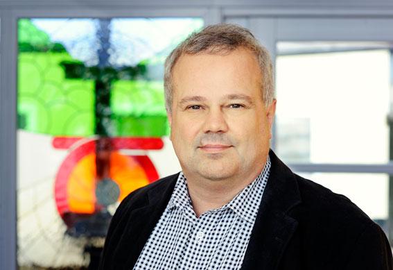 Östgötatrafikens vd Paul Håkansson får se tiden gå i striden om en ny beställningscentral. Nu har kammarrätten satt käppar i hjulet för honom. Foto: Östgötatrafiken.