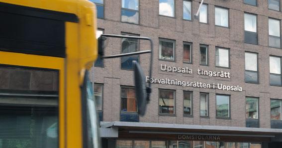 De lägre domstolarna har gjort sitt i UL-skandalen. Sedan parterna inte kunnat förlikas väntar nu Svea Hovrätt på Upplands Lokaltrafik och Keolis. Foto: Ulo Maasing.
