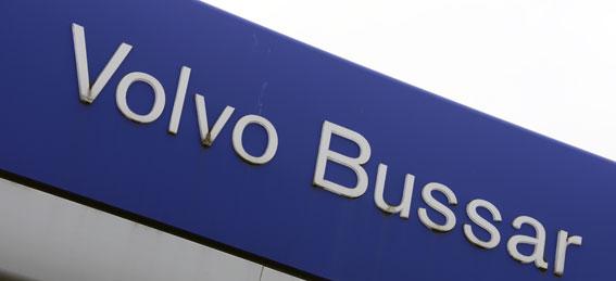 Volvo-Bussar