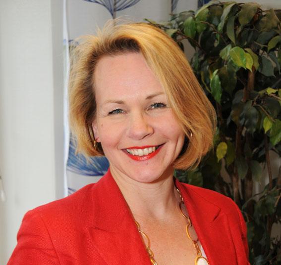 Anna Grönlund blir branschchef i Sveriges Bussföretag. Foto: Ulo Maasing.