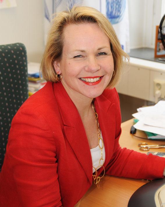 Rekryteringen av bussbranschens egen duracellkanin Anna Grönlund är ett genidrag av Sveriges Bussföretag. Foto: Ulo Maasing.