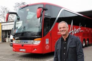 Avanti Reisens ägare och vd Hans-Peter Christoph. Foto: Ulo Maasing.