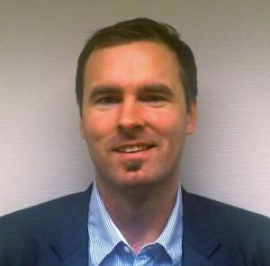 Olle Oscarsson, ny försäljningschef på Dackebuss.