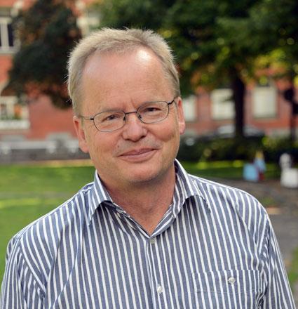 BR-chefen Göran Forssén: Regeringen sätter käppar i hjulet för kollektivtrafiken. Foto: Ulo Maasing.