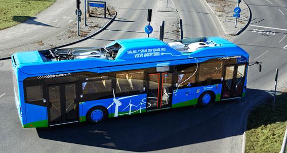 Fossilfritt. Vad tycker bussbranschen efter årsskiftet?