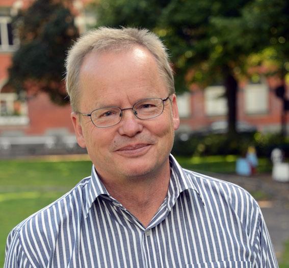 BR:s vd Göran Forssén. Foto: Ulo Maasing.