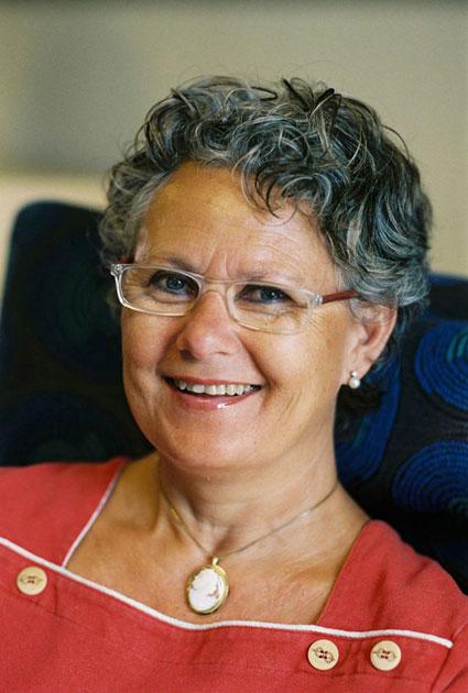 Maria Nygren, vice vd TransportGruppen. Foto: Athina Strataki.