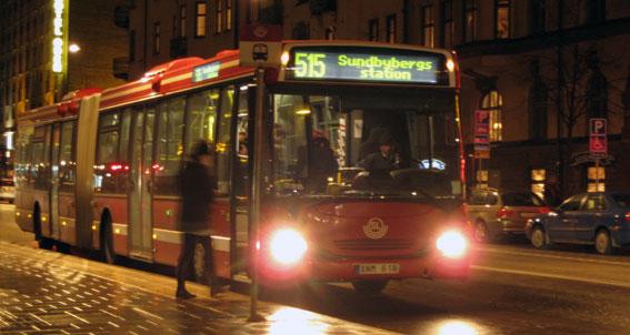 Organisationerna inom Partnersamverkan för en fördubblad kollektivtrafik har nu spikat ett progra för trygghet och säkerhet. Foto: Ulo Maasing.