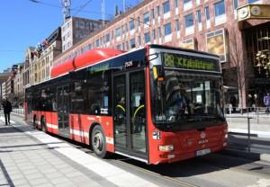 Boggiebussarna försvinner från Stockholms innerstad och flyttas till Lidingö.